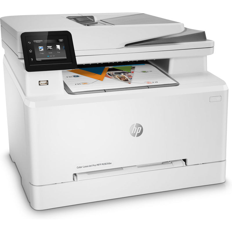 HP Color LaserJet Pro M283fdw Multifunction Printer