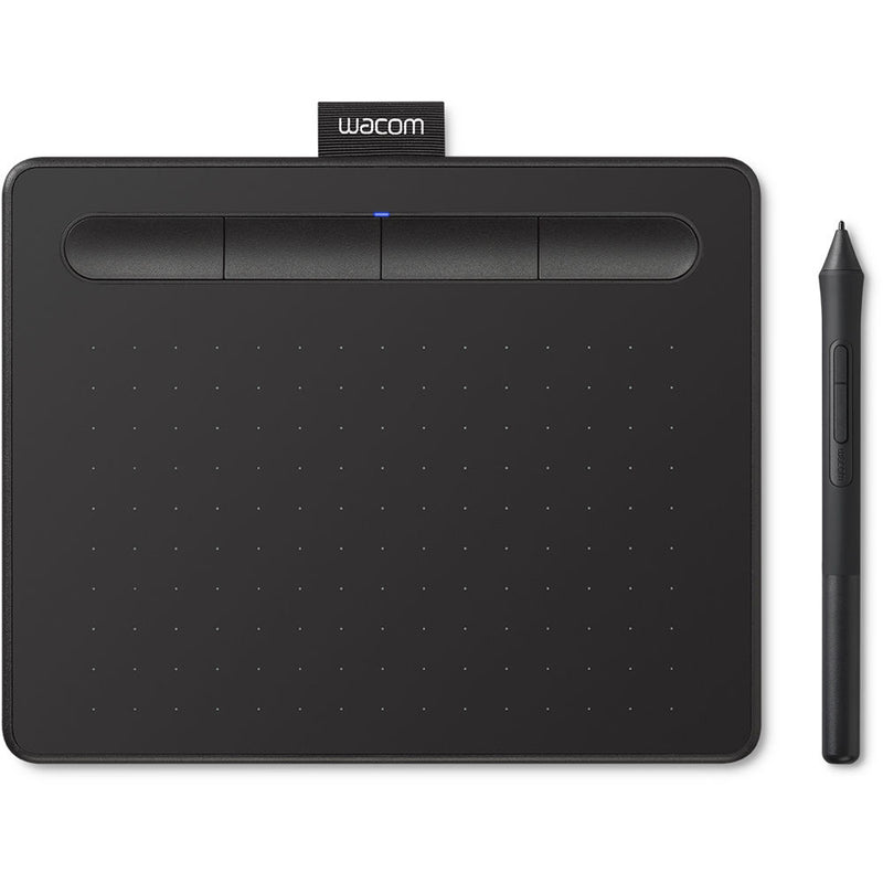 Wacom Intuos Graphic Pen Tablet (Small, Black)