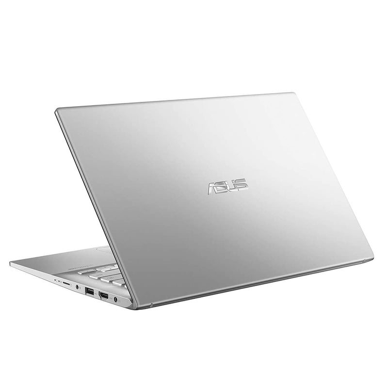 "Asus VivoBook 14 Laptop – Core i5-8265U 8GB RAM 512GB SSD Shared Win10 14"" FHD - Silver"