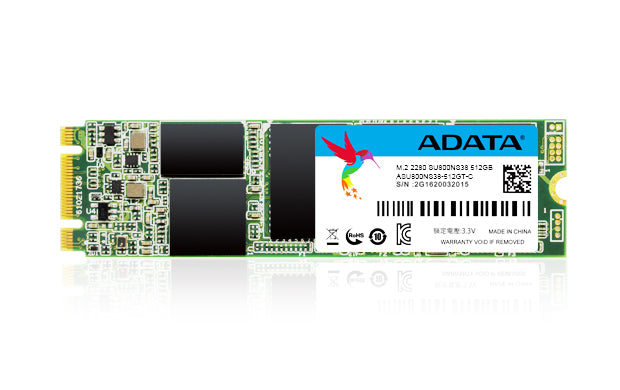 ADATA SU800 M.2 2280 3D NAND Internal SSD - 512GB