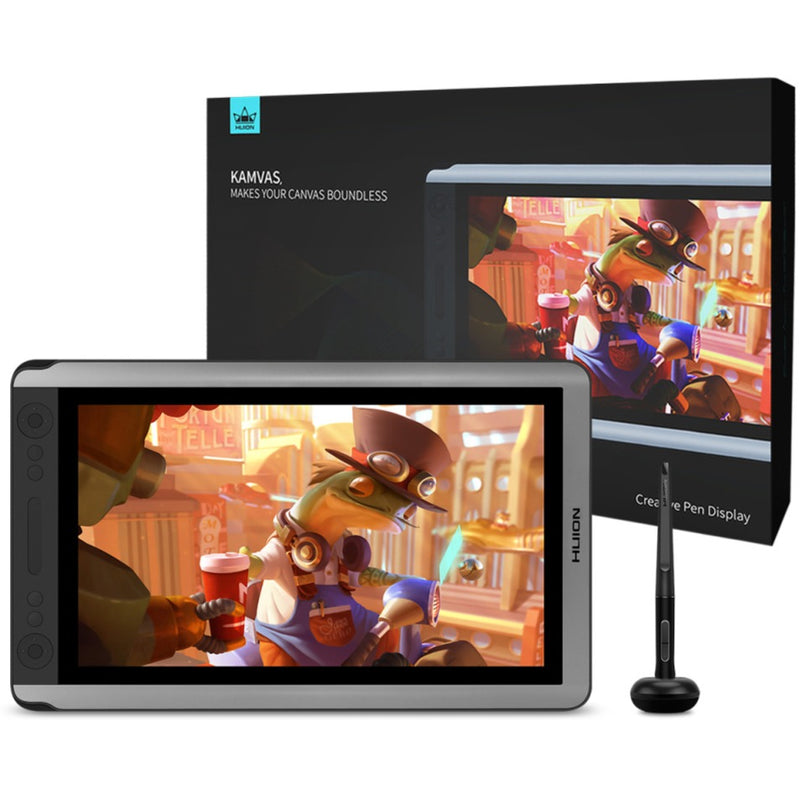 Huion Kamvas 16 Drawing Display Tablet with Stand - 15.6""