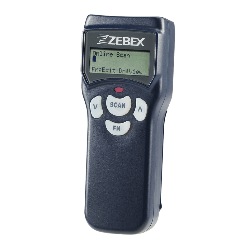 ZEBEX Z-1170 Bluetooth Barcode Scanner