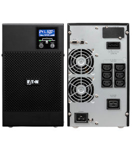 Eaton 9E3000I uninterruptible power supply (UPS) Double-conversion (Online) 3000 VA 2400 W 7 AC outlet(s)