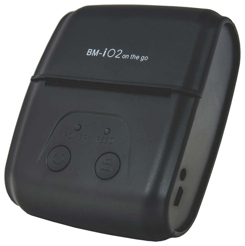 "Birch 2"" Mobile Thermal Printer Bluetooth - IOS Android"