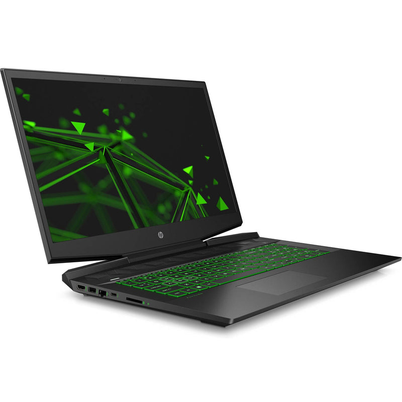 "HP Pavilion 17-cd1008ne - Core i7-10750, 16GB RAM, 1TB + 256 SSD, GTX 1660 Ti 6GB, DOS, 17.3"" FHD IPS"