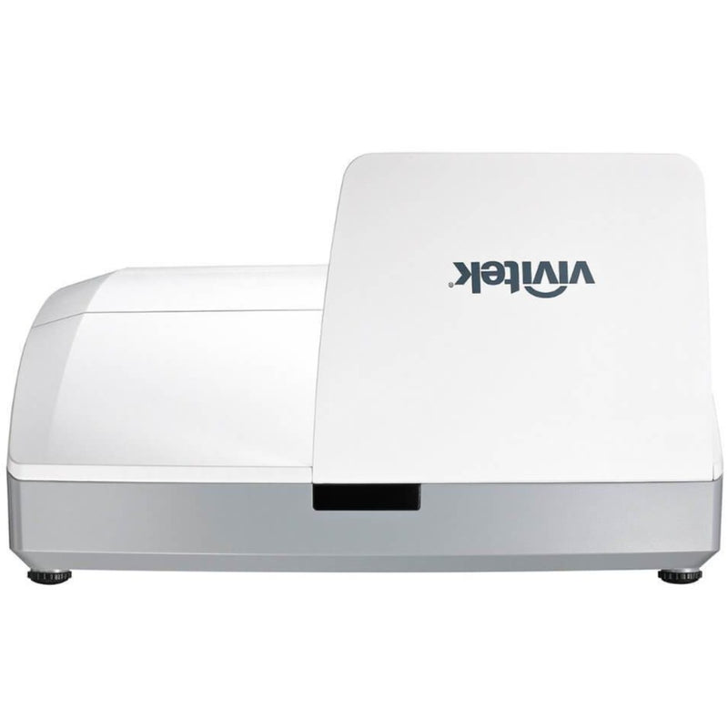 Vivitek D756USTi WXGA Ultra-Short-Throw Projector with Built-in Pen Interactivity and 10 Point-Touch