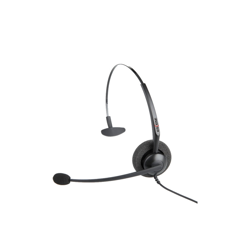 Escene ESH12 Noise Cancelling Wired Headset