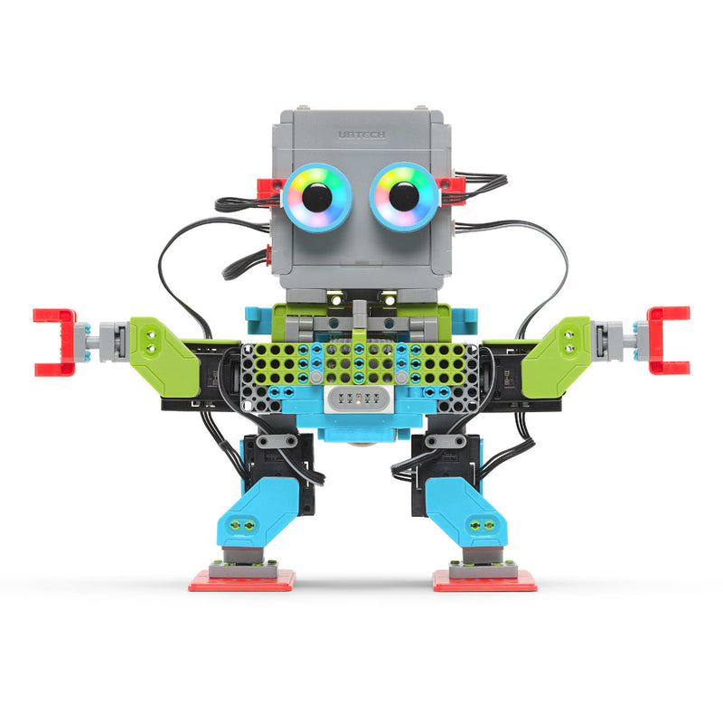 UBTECH Jimu Robot MeeBot 2.0 App-Enabled Building and Coding STEM Kit