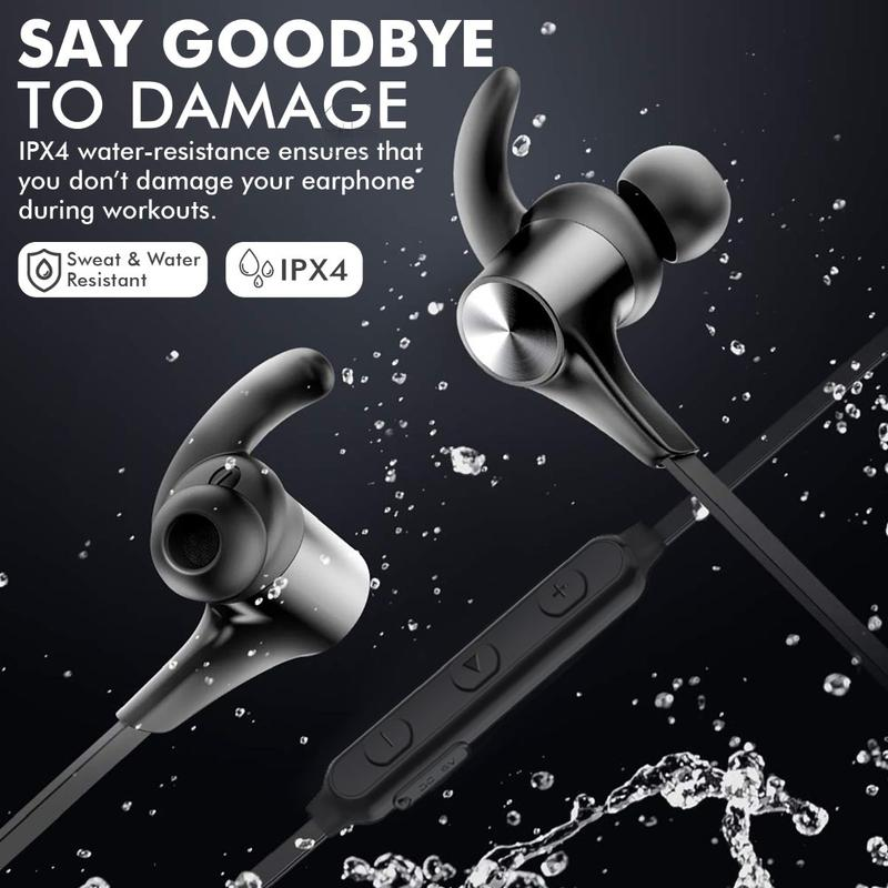 Promate Active Noise Canceling Earphones Hush