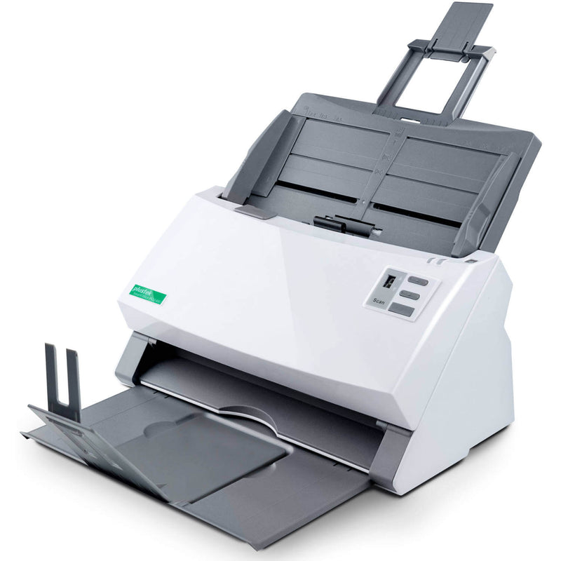 Plustek SmartOffice PS3140U ADF A4 Document Scanner