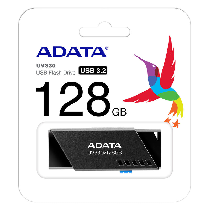 ADATA 128GB UV330 USB 3.2 Flash Drive
