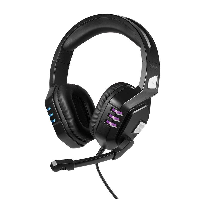 Promate Python Wired Gaming Headset with Microphone