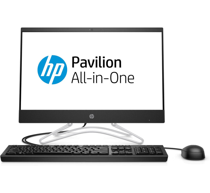 "HP 200 G3 All-in-One - 21.5"" - Core i3-8130U, 4GB RAM, 1TB HDD (Black)"