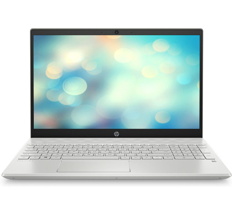 "HP Pavilion 15-cs3429nia - Core i5-1035G1, 8GB RAM, 1TB HDD, MX130 2GB, DOS, 15.6"" FHD (Silver)"