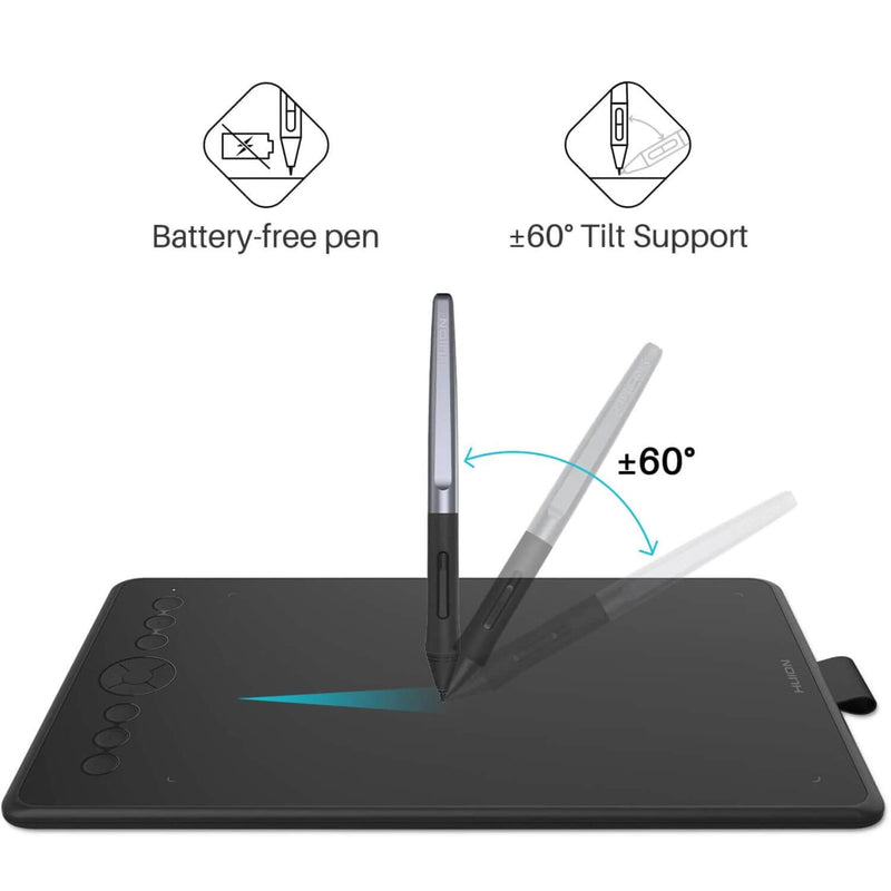 Huion Inspiroy Ink H320M Graphic Pen Tablet