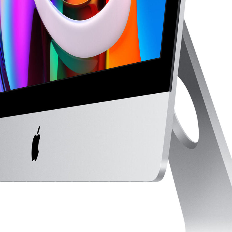 "Apple 27"" iMac with Retina 5K Display - 3.1GHz 6-Core i5, 8GB RAM, 256GB SSD, Radeon Pro 5300 4GB - Arabic"