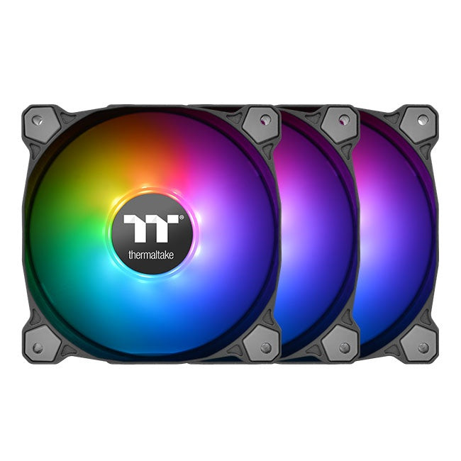 Thermaltake Pure 12 ARGB Sync Radiator Fan (3-Fan Pack)
