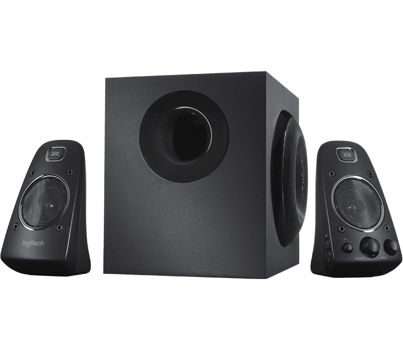 Logitech Z623 2.1 Speaker System with Subwoofer THX-Certified