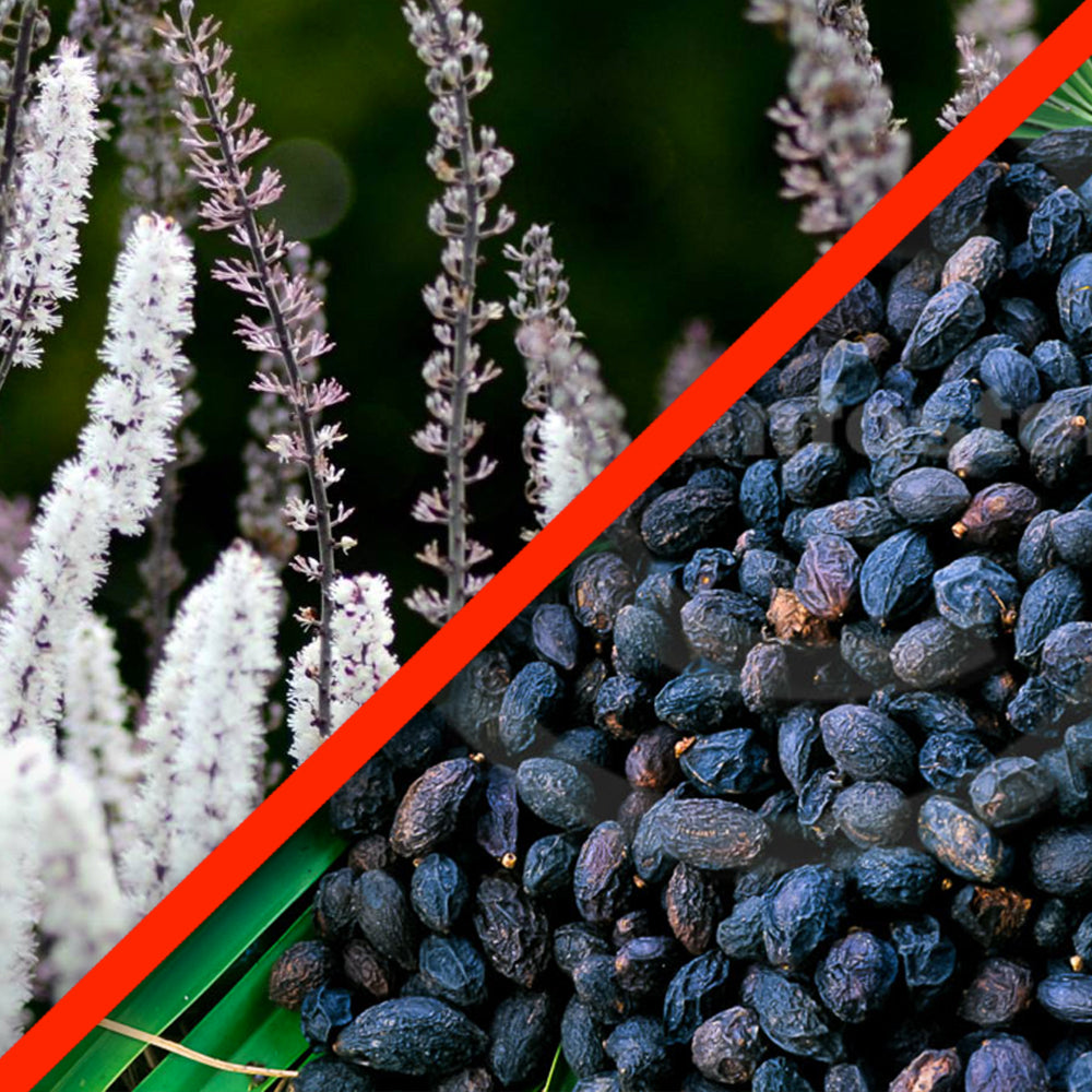 Black Cohosh or Saw Palmetto not working for you?