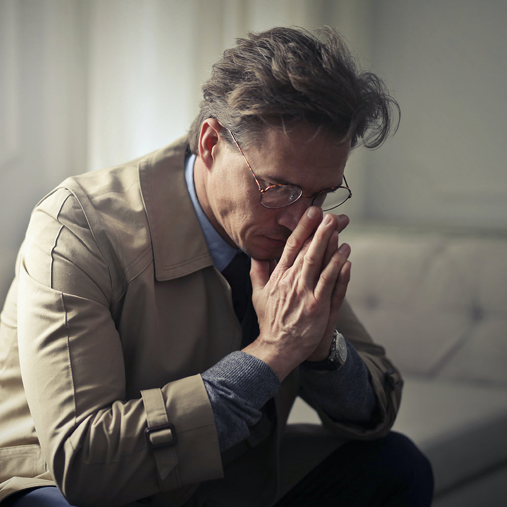 Stress and Prostate Health - Recognizing it and Management Techniques