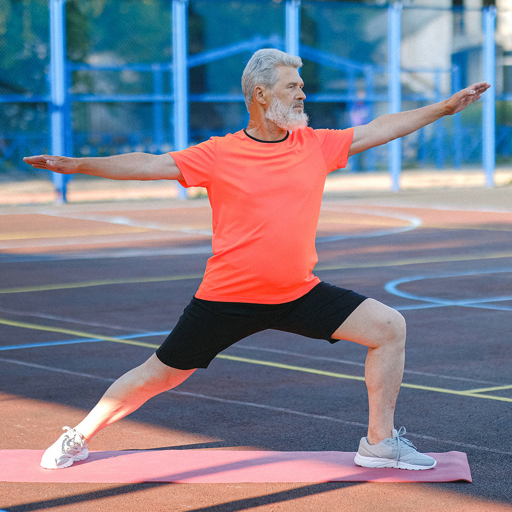 How To Easily Stay Fit Over Fifty