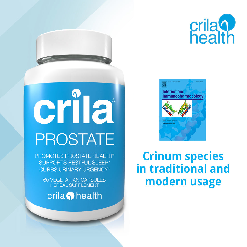 phytochemical analysis of Crila for prostate | free usa shipping  | www.crilaforprostate.com