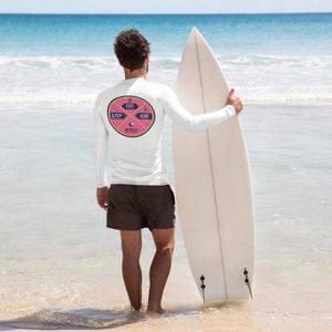 Eat Sleep Surf Repeat - Rash Guard Men - KitesurfingOfficial