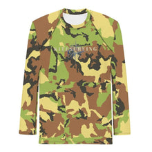 Load image into Gallery viewer, KitesurfingOfficial goes Camouflage - Rash Guard Men - KitesurfingOfficial
