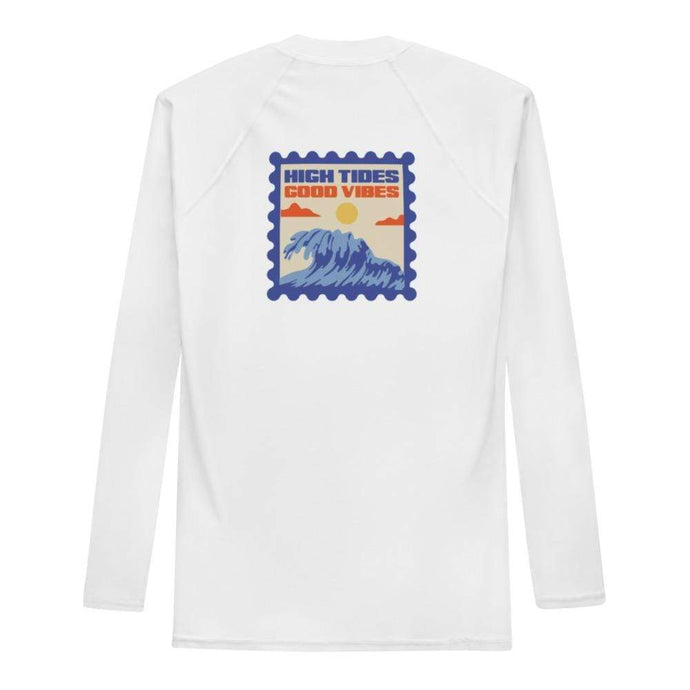 Tropic Stamp - Rash Guard Men - KitesurfingOfficial