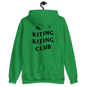 Anti Kiting Kiting Club - Hoodie - KitesurfingOfficial