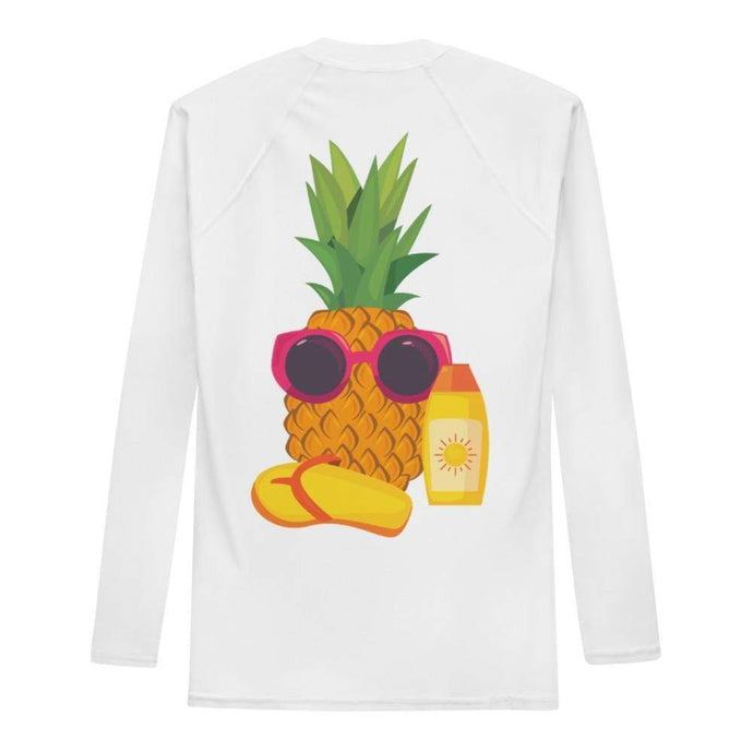 Pineapple - Rash Guard Men - KitesurfingOfficial