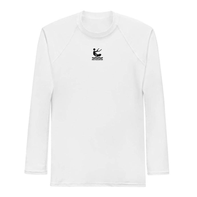 Kitesurfer - Rash Guard Men - KitesurfingOfficial