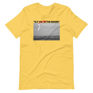 Fly me to the Moon - T-Shirt - KitesurfingOfficial