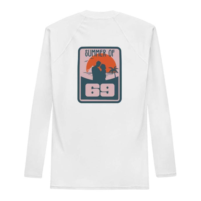 Summer of 69 - Rash Guard Men - KitesurfingOfficial
