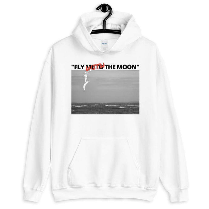 Fly me to the Moon - Hoodie - KitesurfingOfficial