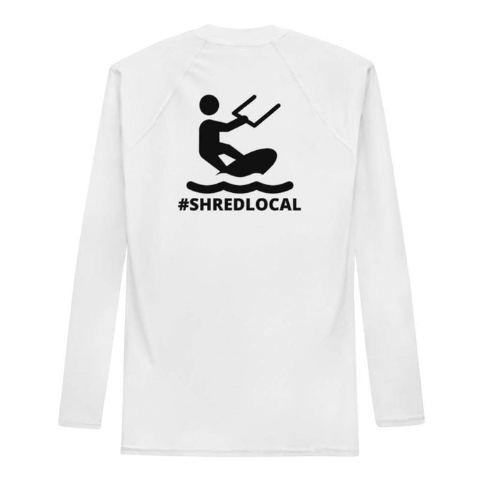 ShredLocal - Rash Guard Men - KitesurfingOfficial