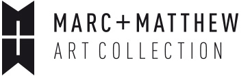 Marc + Matthew - Art Collection logo