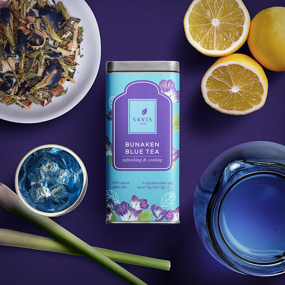 Bunaken Blue Tea