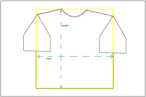 X-Large Double Matted Jersey Display Frame - sfDisplay.com - How to Instructions Main Insert