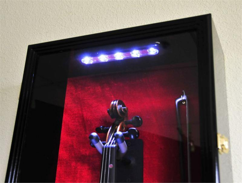 5 LEDs Spot Lighting Bars (2 units) - sfDisplay.com