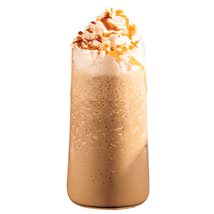 Chocolate Caramel Avalanche Chiller