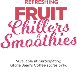 Fruit Chillers and Smoothies