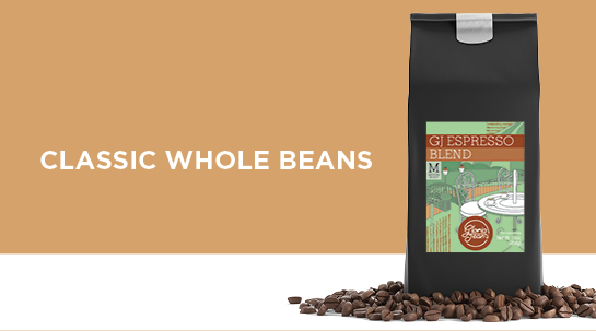 Classic Whole Coffee Beans
