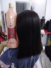 Load image into Gallery viewer, Samar Queen Brazilian hair keratin treatment