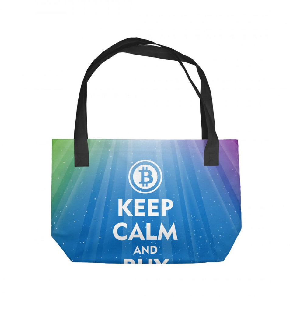 Beach bag Bitcoin