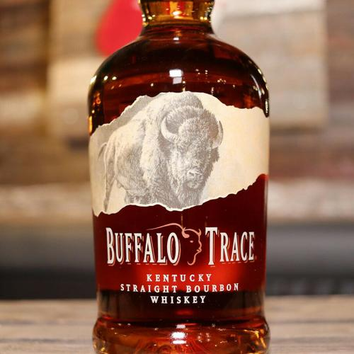Buffalo Trace Bourbon Whiskey 750ml.