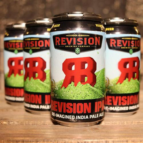 Revision Re-Imagined IPA 12 FL. OZ. 6PK Cans