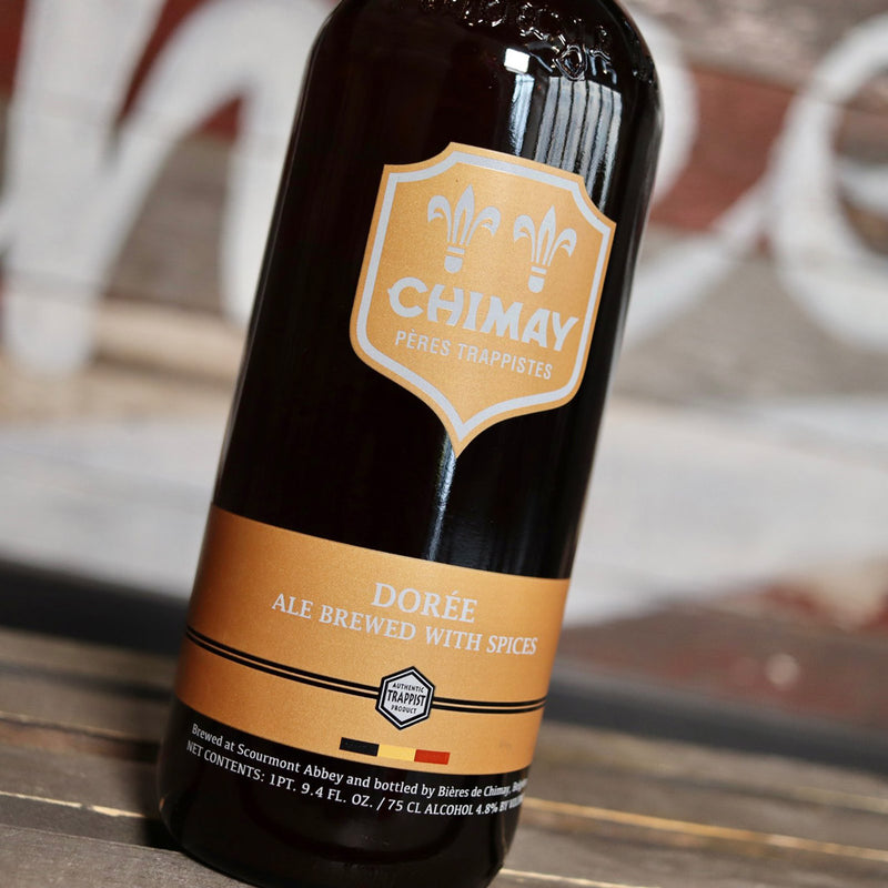 Chimay Doree 750ml.