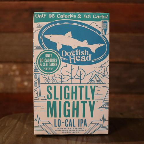 Dogfish Head Slightly Mighty IPA 12 FL. OZ. 6PK Cans