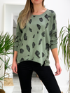 Sofia Leopard Sweater